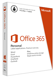 Microsoft Office 365 Personal 1 An Licenta Electronica