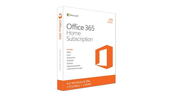 Microsoft Office 365 Home 1 An Licenta Electronica