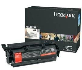 Cartus Toner Lexmark X654X31E BLACK