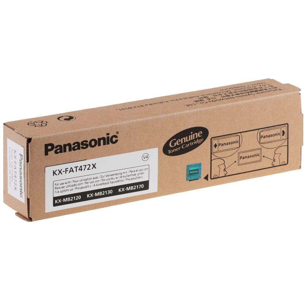 Cartus Toner Panasonic FAT472X Black
