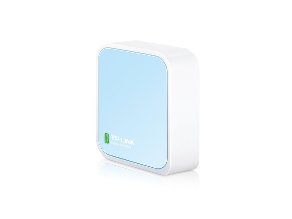 Router Tp-Link TL-WR802N WAN: 1xEthernet WiFi: 802.11n-300Mbps