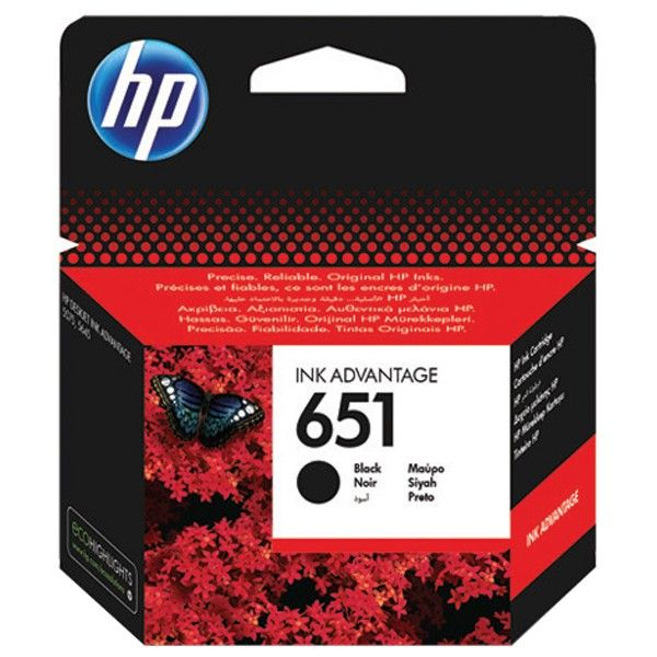 Cartus Ink HP C2P10AE Black