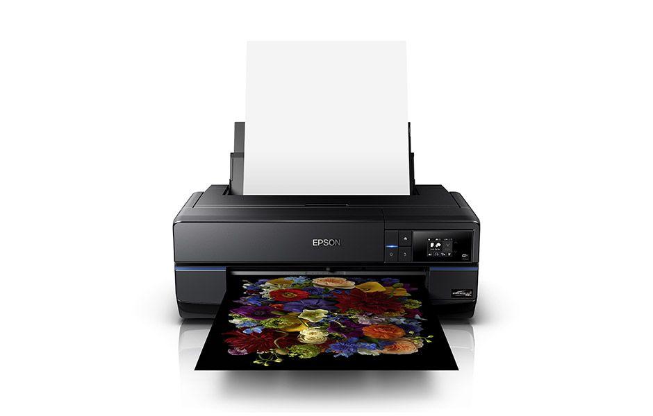 Imprimanta Inkjet Color Epson SureColor SC-P800