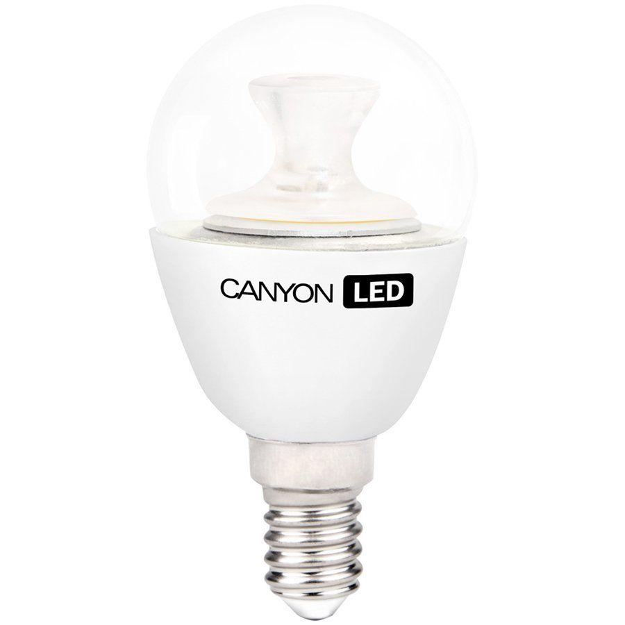 Bec LED Canyon PE14CL3.3W230VW Soclu E14 3.3W 250lm Clear