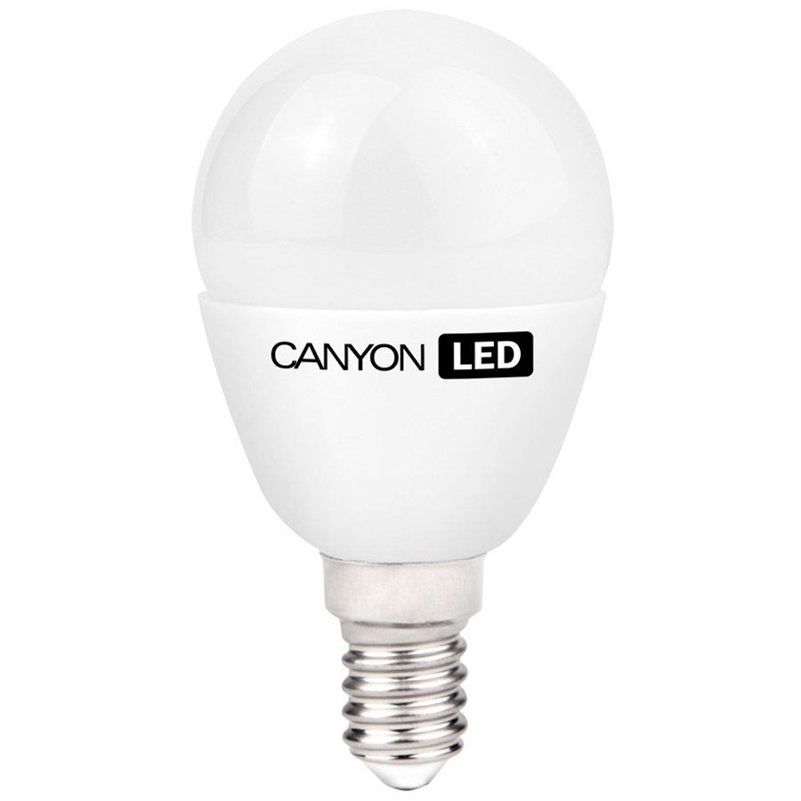 Bec LED Canyon PE14FR3.3W230VN Soclu E14 3.3W 262lm Milky