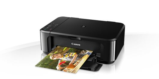 Multifunctional Inkjet Color Canon MG3650 Black