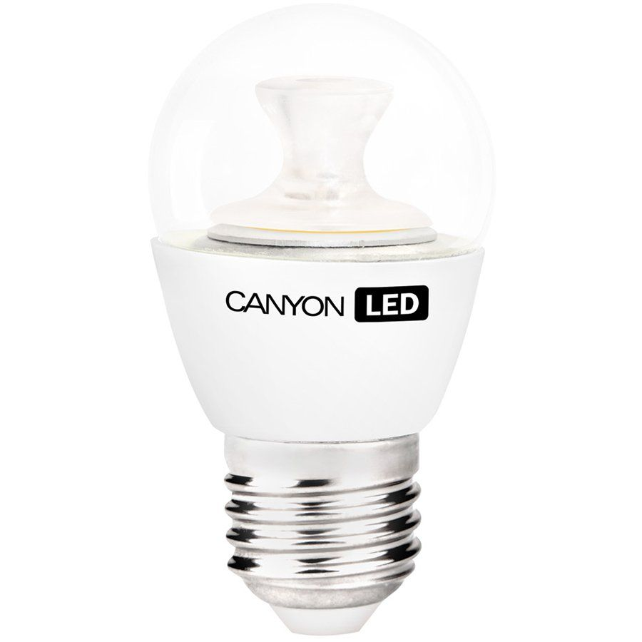 Bec LED Canyon PE27CL3.3W230VN Soclu E27 3.3W 262W Clear
