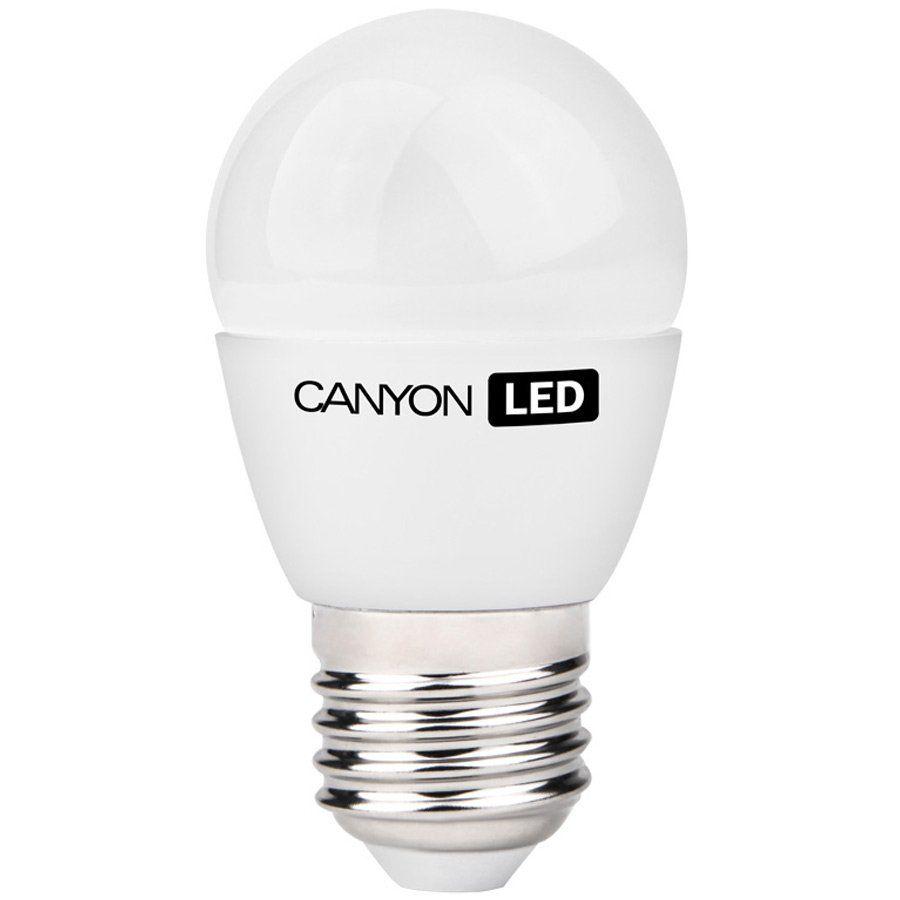 Bec LED Canyon PE27FR6W230VW Soclu E27 6W 470W Milky