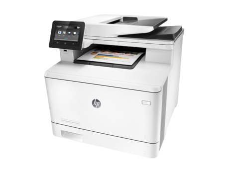 Multifunctional Laser Color HP M477FNW