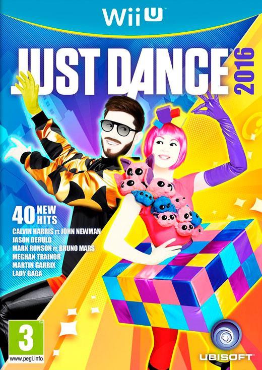 Just Dance 2016 Unlimited WII U