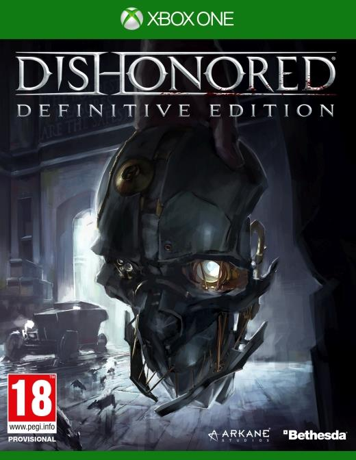 Dishonored Definitive Edition GOTY HD XBOX ONE