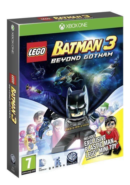 LEGO Batman 3: Beyond Gotham Toy Edition Xbox One
