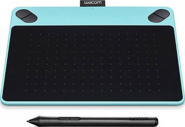 Tableta Grafica Wacom Intuos Art Blue PT M North