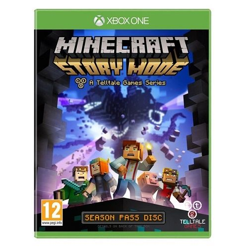 Minecraft: Story Mode - A Tell Tale Games Series Xbox One