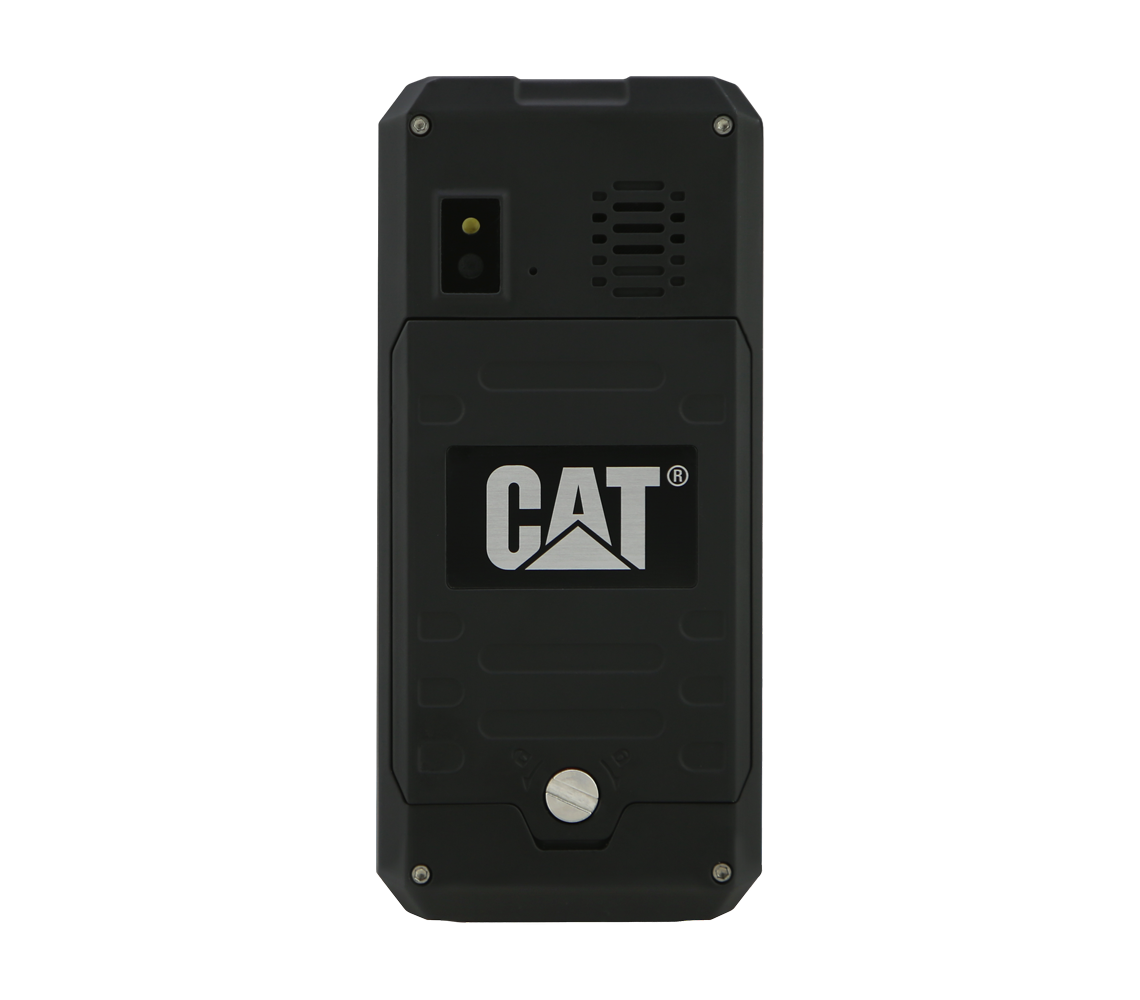 Telefon Mobil Caterpillar CAT B30 Dual SIM Black