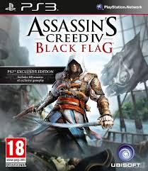 Assassins Creed IV: Black Flag PS3