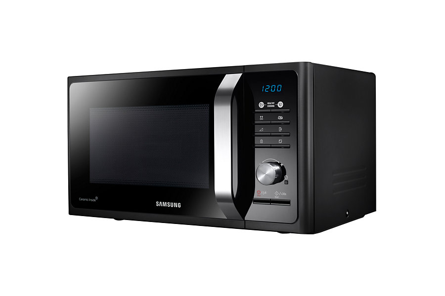 Cuptor cu microunde Samsung MS23F301TAK/OL 800W Digital/Mecanic Negru