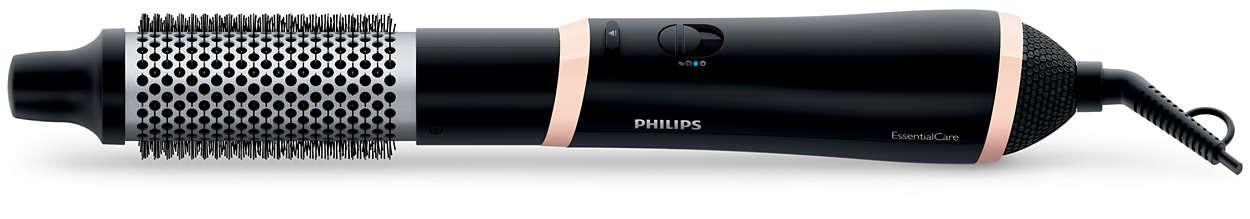 Perie de par Philips EssentialCare Airstyler HP8661/00 800W Negru