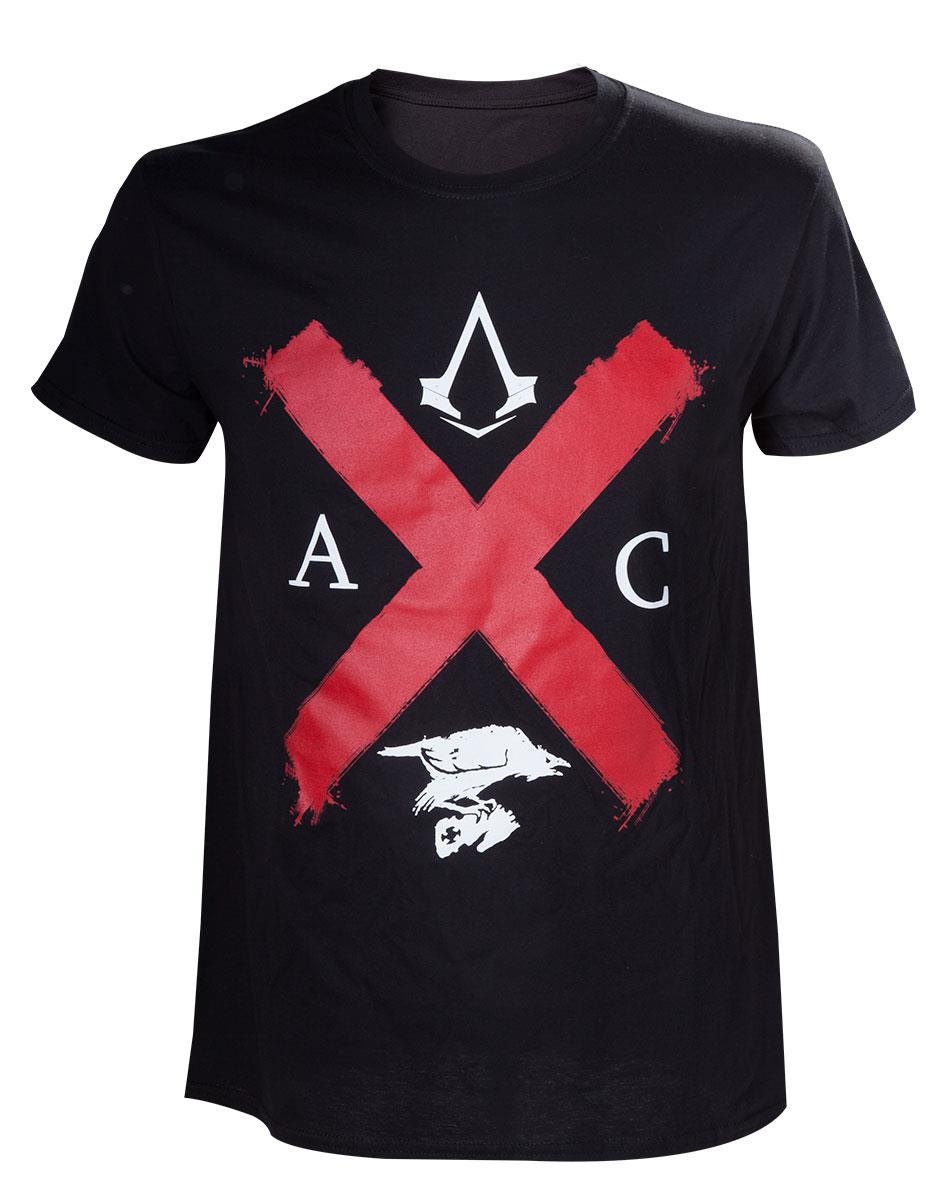 Tricou Assassins Creed Syndicate Rooks Edition XL