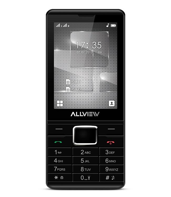 Telefon Mobil Allview M9 Luna Single SIM Black