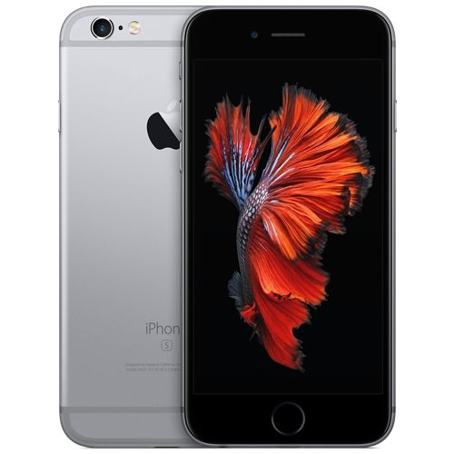 Telefon Mobil Apple Iphone 6S 128GB Flash Single SIM 4G Space Gray