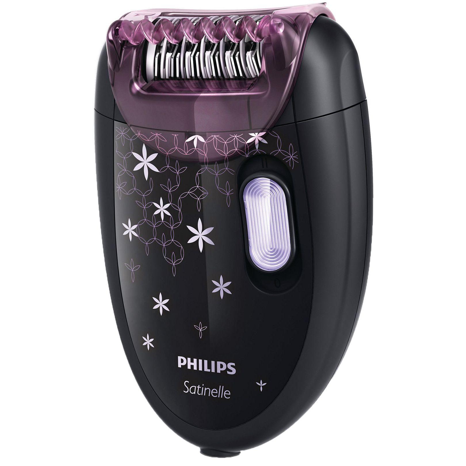 Epilator Philips Satinelle HP6422/01 2 viteze Negru-mov