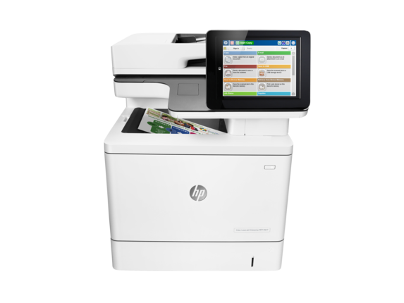 Multifunctional Laser HP Color LaserJet Enterprise M577dn MFP