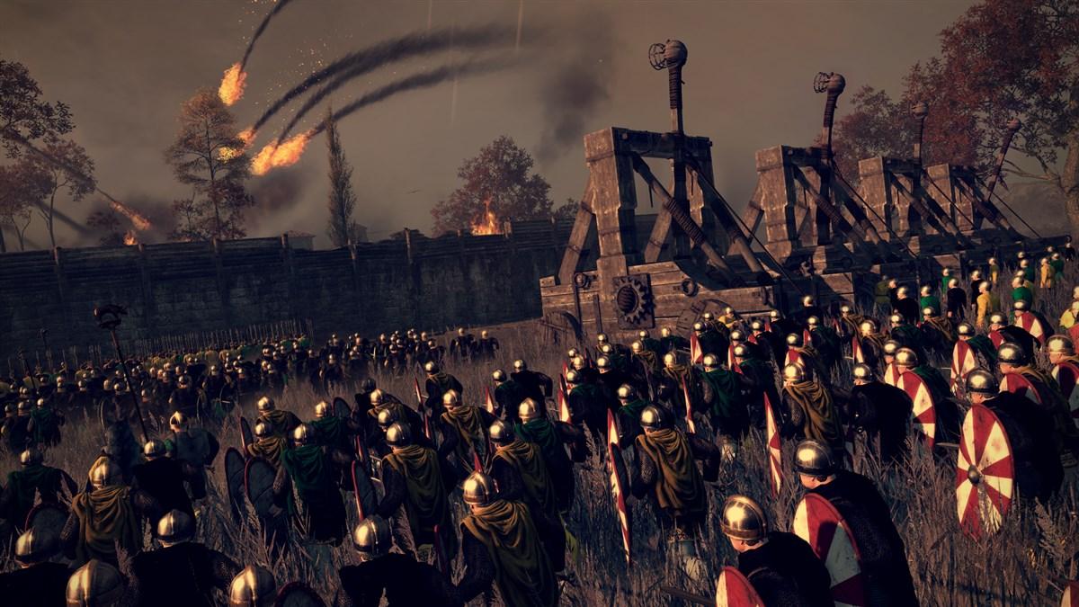Total War: Attila Tyrants and Kings Edition PC