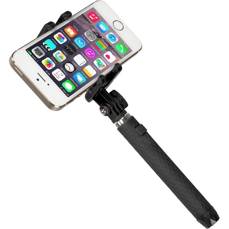 Selfie Stick KitVision BABTSSPHBK Basic conectare Bluetooth Negru