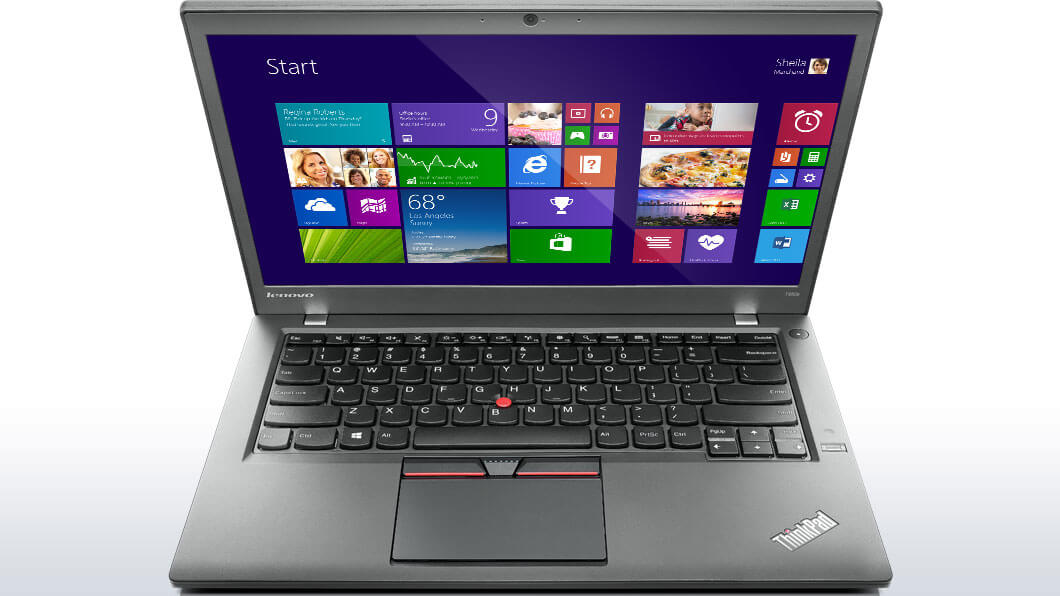 Ultrabook Lenovo ThinkPad T450s 14 Full HD Intel Core i7-5600U RAM 4GB SSD 192GB Windows 7 Pro / 10 Pro