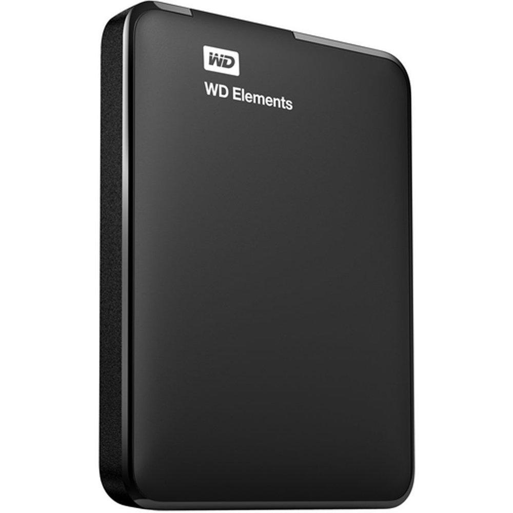 Hard Disk Extern Western Digital Elements Portable 750GB USB 3.0 2.5 Black