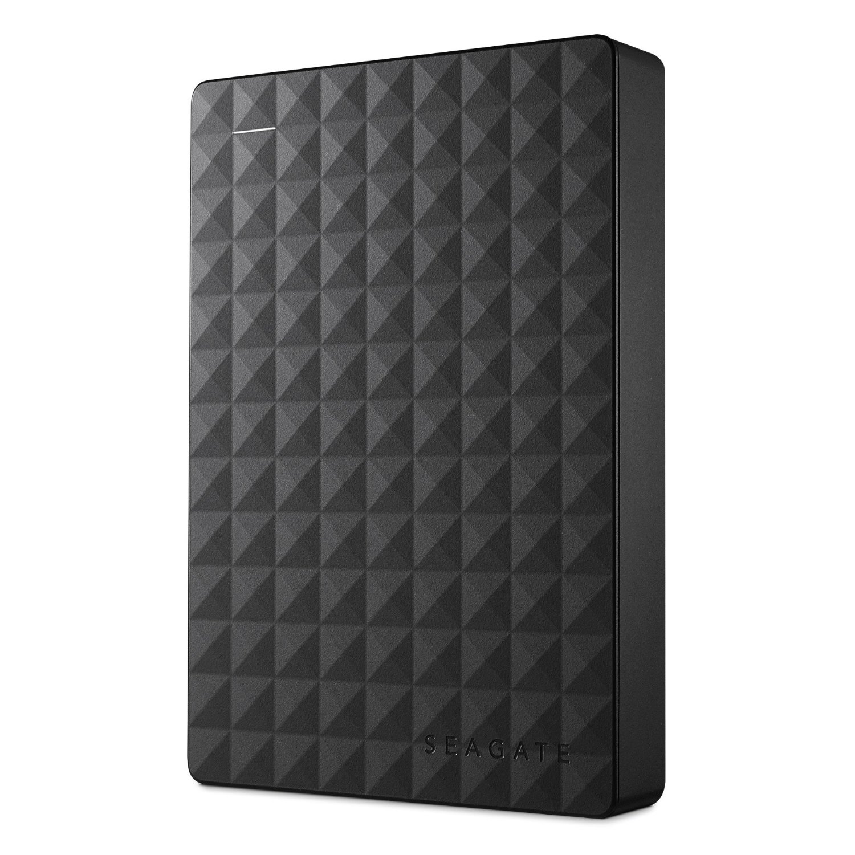 Hard Disk Extern Seagate Expansion 2.5'' 4TB USB 3.0 Negru