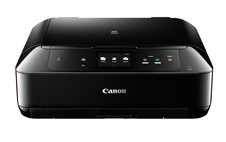 Multifunctional Inkjet Color Canon PIXMA MG7750 Black