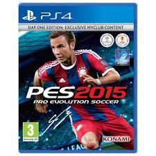 Pro Evolution Soccer 2015 D1 Edition PS4