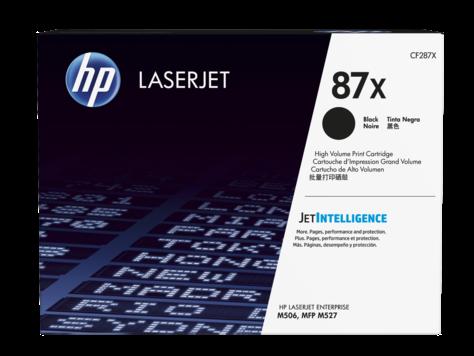 Cartus Toner LaserJet HP CF287X Black