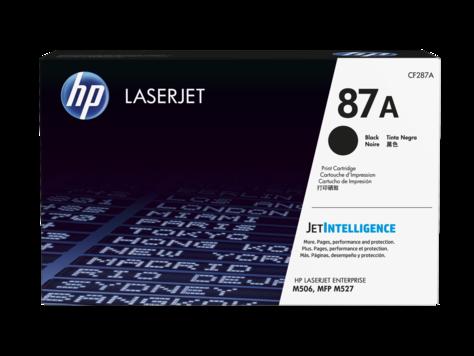 Cartus Toner LaserJet HP CF287A Black