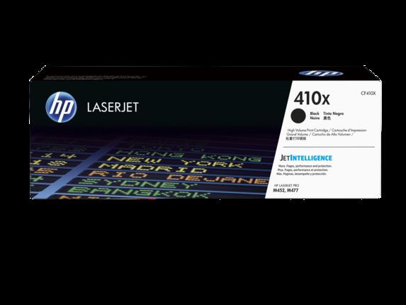 Cartus Toner LaserJet HP CF410X Black