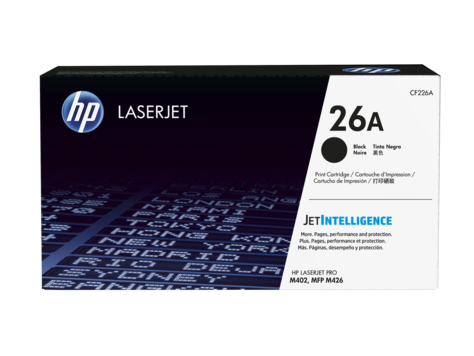 Cartus Toner LaserJet HP CF226A Black