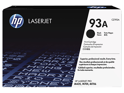 Cartus Toner LaserJet HP CZ192A Black