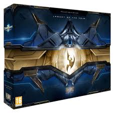 Starcraft 2: Legacy of the Void Collectors Edition PC