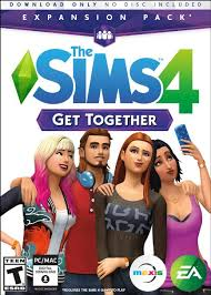 The Sims 4: Get Together PC