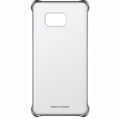 Husa Samsung Galaxy S6 Edge + G928 Clear Cover Silver