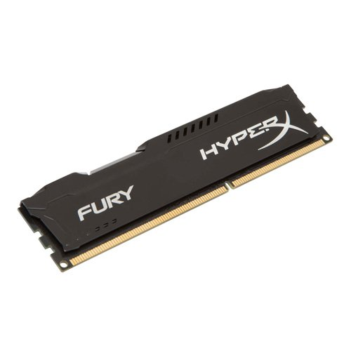 Memorie Desktop Kingston HyperX Fury Black 4GB DDR3 1333 MHz