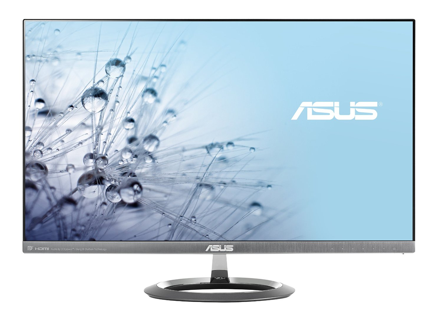 Monitor LED Asus MX25AQ 25 WQHD 2 x HDMI DisplayPort Negru