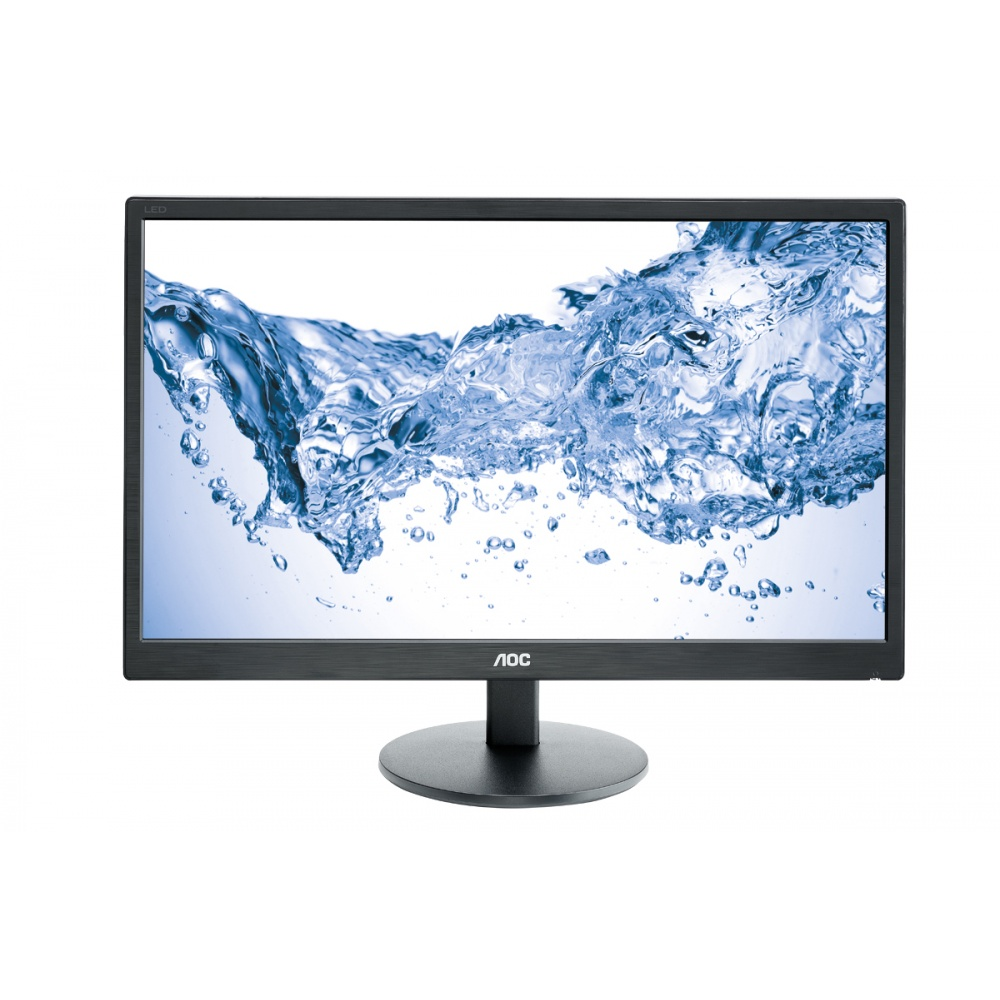 Monitor LED AOC M2470SWDA2 23.6 Full HD DVI D-Sub Negru