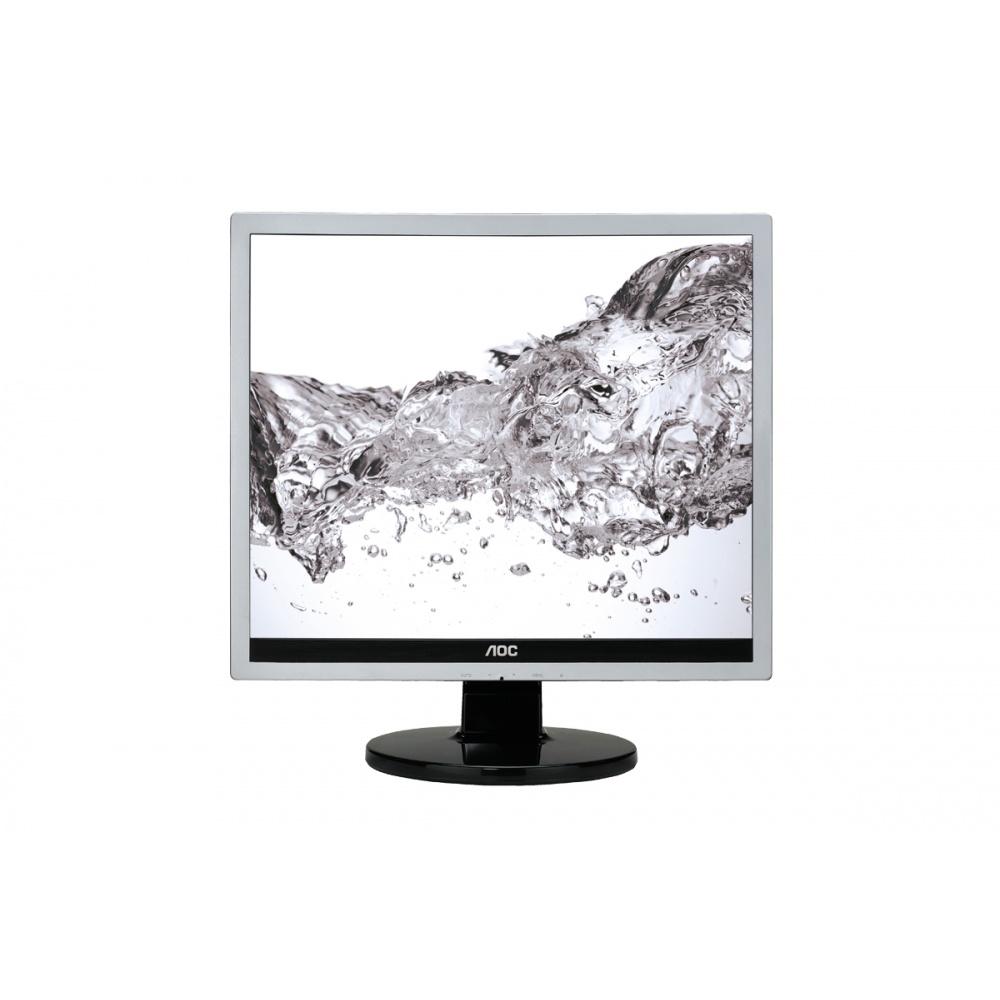 Monitor LED AOC E719SDA 17 D-Sub DVI Negru