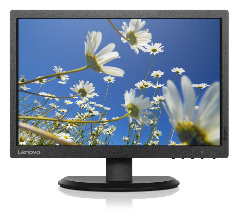 Monitor LED Lenovo ThinkVision E2054 19.5 VGA Negru