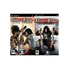 Prince of Persia Double Pack PSP title=Prince of Persia Double Pack PSP