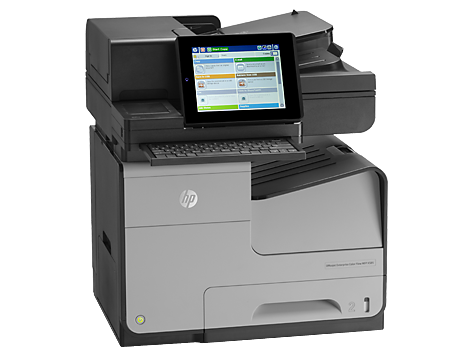 Multifunctional Inkjet HP Officejet Enterprise Color X585z