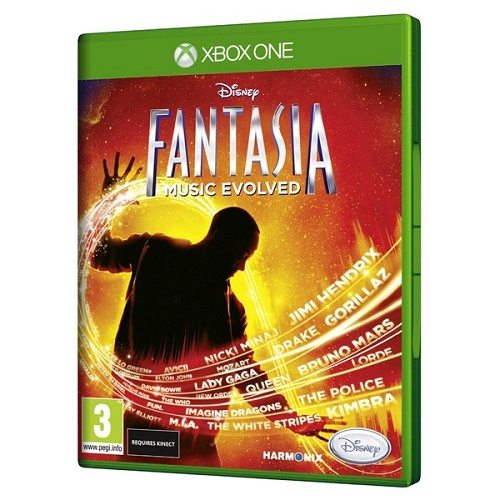Disney Fantasia - Music Evolved (Kinect) Xbox One